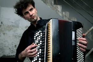 Vincent Peirani accordeoniste